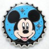 11049 - Magical Mystery Pins - Series 9 - Bottle Caps - Mickey Mouse