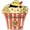 11926 - Pin Trading Fun Day 2016 - Tsum Tsum Pinocchio Popcorn