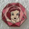 12070 - DLR - 2008 Hidden Mickey Series - Princess Gems - Snow White