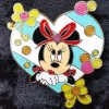 1201 - Minnie Mouse - Heart and Buttons