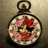 12235 - Pocket Watch Pin Set - Minnie Mouse