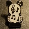 12238 - Vinylmation Jr #1 - Music Notes