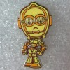 8133 - Star Wars Cuties (Mini Pin) Pack - C-3PO ONLY