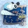 12276 - Date Night at Disneyland Park: Mystery Pin Collection - Wall-E and Eve ONLY