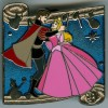12275 - Date Night at Disneyland Park: Mystery Pin Collection - Princess Aurora and Prince Phillip ONLY