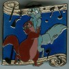 12282 - Date Night at Disneyland Park: Mystery Pin Collection - Merlin and Squirrel CHASER ONLY
