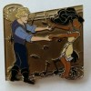 12283 - Date Night at Disneyland Park: Mystery Pin Collection - Pocahontas and John Smith CHASER ONLY