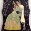 11989 - WDI - Dancing Princess and Prince - Tiana and Naveen