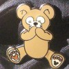 12402 - Seated Teddy bear
