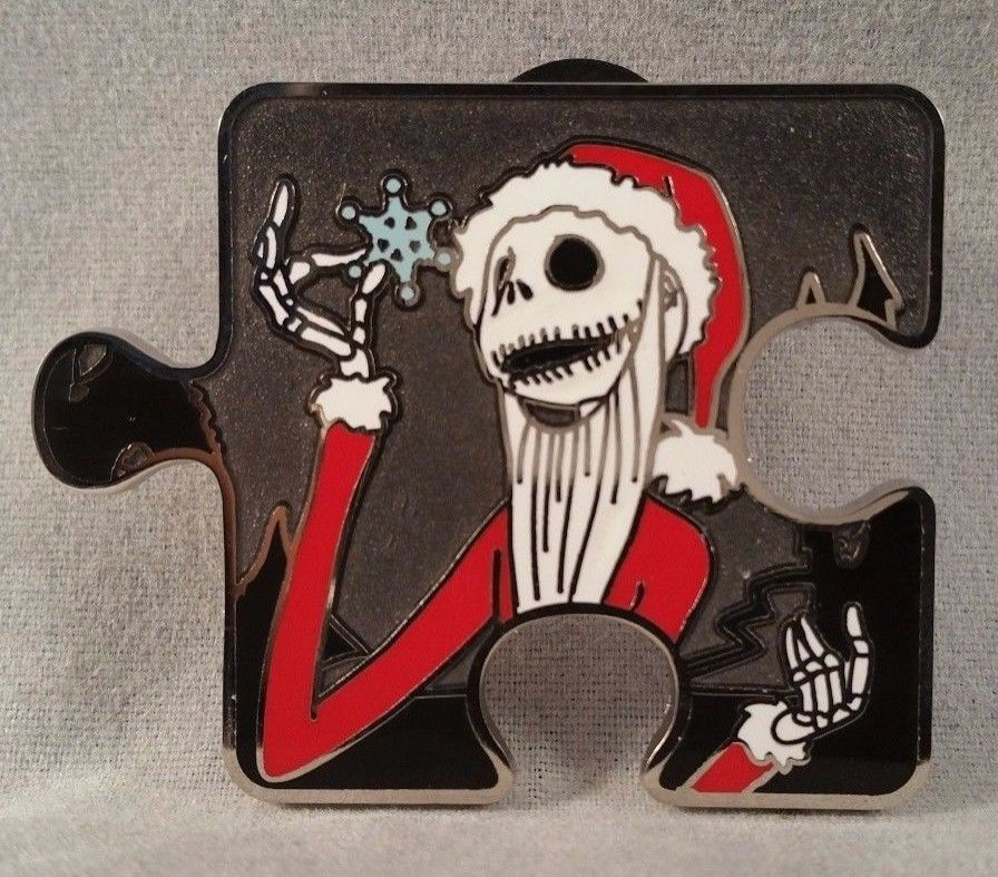 12497 character connection mystery collection nightmare before christmas puzzle sandy claws chaser only