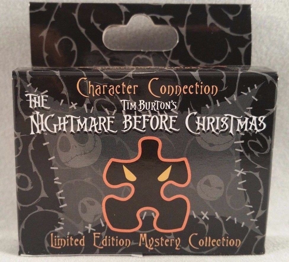 View Pin: Character Connection Mystery Collection - Nightmare Before ...