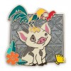 12639 - Disney Store - Moana Limited Edition Four Pin Set - Pua with Heihei ONLY
