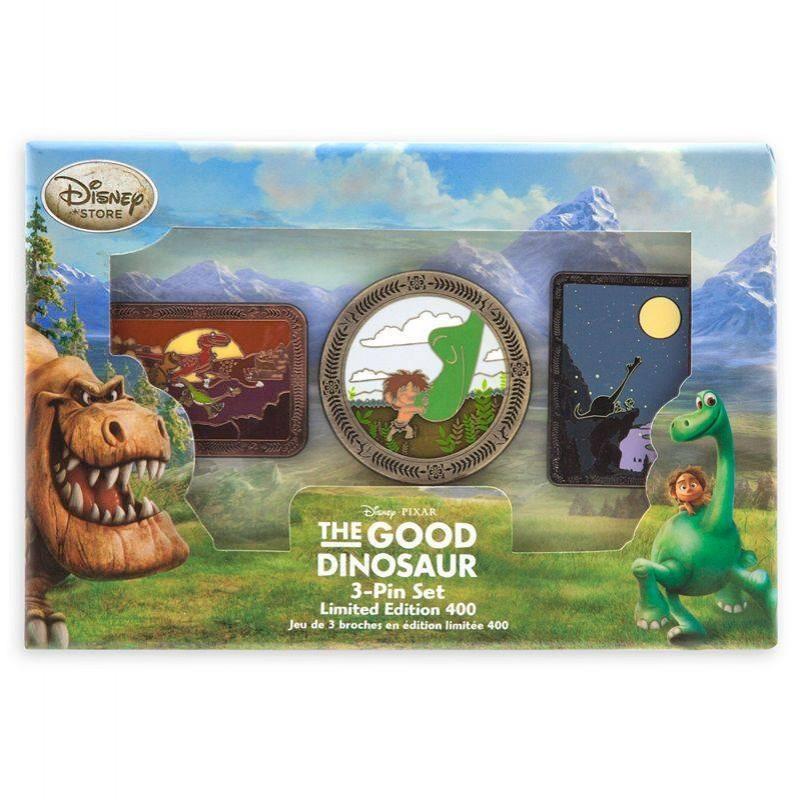 WDW Pixar Party Countdown The Good Dinosaur LE 750 Disney Pin 117098