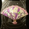 12882 - WDI - Princess Floral Fan Series - Rapunzel