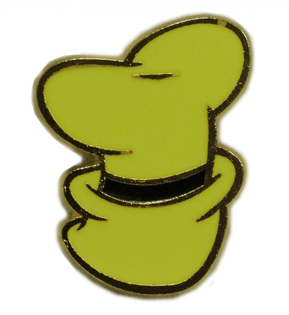 View Pin Character Hats Mystery Pin Set Goofy
