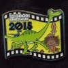 13118 - Japan - Pixar Feature Animation Collection Framed Pin Set - The Good Dinosaur (2015)