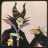 13136 - Disney Auctions - Elisabete Gomes - Maleficent and Diablo