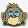 13245 - Disney Tsum Tsum Mystery Pin Pack - Series 3 - King Louie