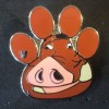 13481 - WDW - 2017 Hidden Mickey Series - The Lion King Characters - Pumbaa