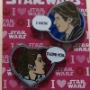 13592 - DLR/WDW - Leia and Han Solo Valentine's Day 2016