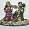 14085 - DS - Disney Designer Collection Folklores and Fairytales Set - Rapunzel and Flynn ONLY