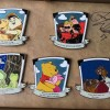 14391 - WDW – Love is an Adventure 2017 – Love is Quotable Five Pin Box Set