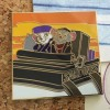 14412 - WDW – Love is an Adventure 2017 – Sketching our Love Four Pin Frame Set - The Rescuers