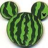 14441 - WDW HM 2009 - Food Mickey Heads - Watermelon