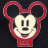 14542 - Mickey Expressions Mystery Collection - LOL