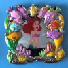 14606 - DS - October 2017 Park Pack - Sea Creatures Frame - Version 1 - Ariel on Rock