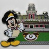 14651 - WDW - Main Street Magic - Mystery Collection - Mickey Mouse ONLY
