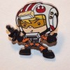 8140 - Star Wars Cuties (Mini Pin) Pack - Luke Skywalker as Pilot ONLY