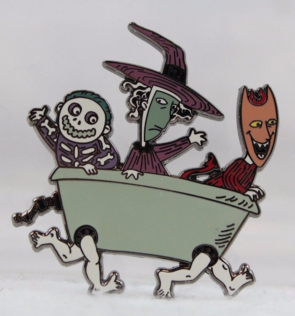 View Pin: DisneyStore.com - 110th Legacy Collection - Nightmare ...