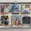15059 - WDW - Pixar Party 2016 - Pixar Villains 6-pin Box Set