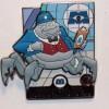 15061 - WDW - Pixar Party 2016 - Pixar Villains 6-pin Box Set - Monsters, Inc. - Mr. Waternoose