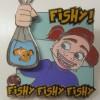 15062 - WDW - Pixar Party 2016 - Pixar Villains 6-pin Box Set - Finding Nemo – Darla