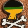15330 - Disney Sugar Skulls Mini Pin Set - Pluto ONLY