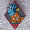 8948 - DLR 60th Diamond Celebration Pack - Dory and Nemo ONLY