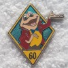 8943 - DLR 60th Diamond Celebration Pack - Mr Toad ONLY