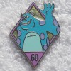 8950 - DLR 60th Diamond Celebration Pack - Sully ONLY