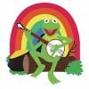 16088 - DSSH - St Patrick's day - Kermit (SURPRISE)