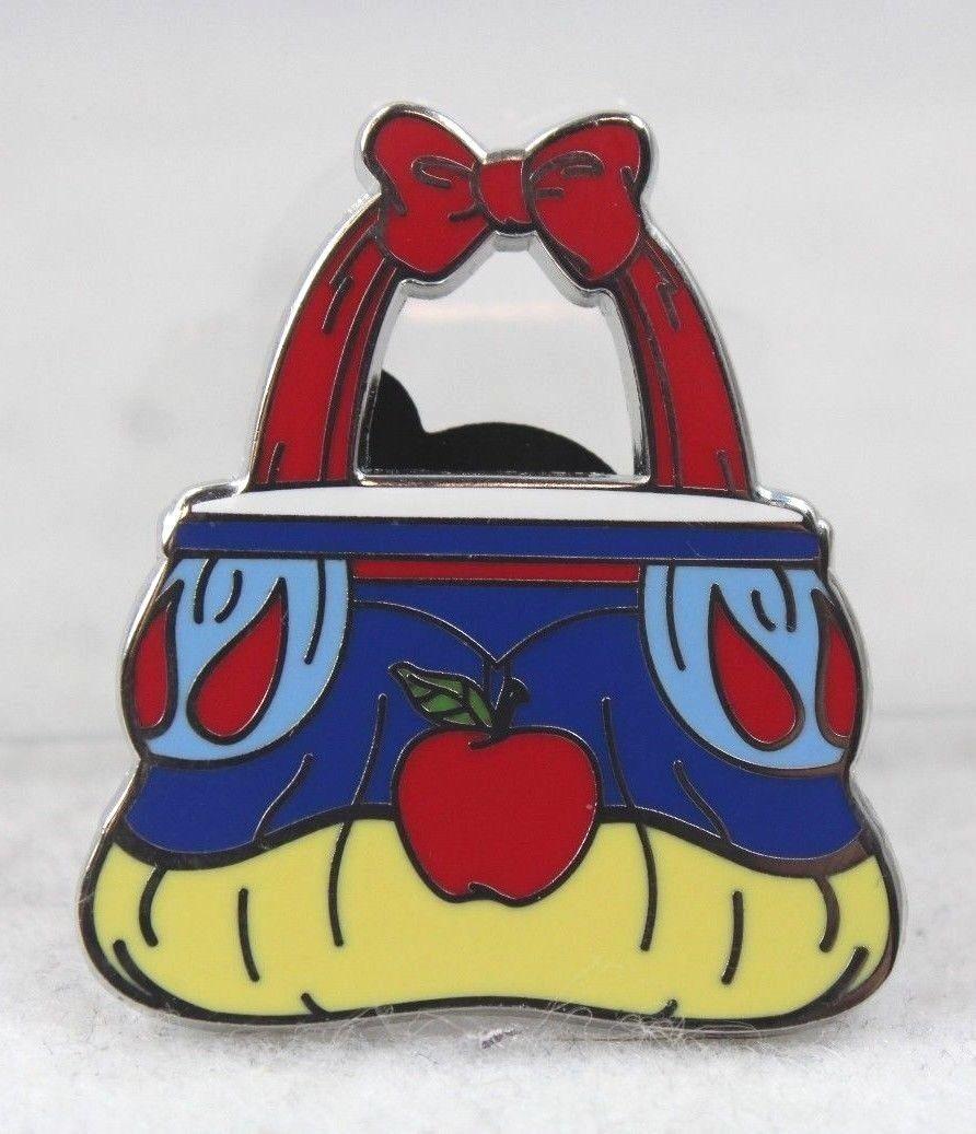 Character Handbag Purse Mystery Snow White Disney Pin