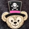 1685 - DLR - 2013 Hidden Mickey Series - Duffy's Hats - Dr. Facilier Completer (PWP)