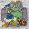 16614 - HKDL - Pin Trading Carnival 2018 - boxed set - Donald Chip and Dale only