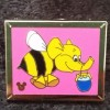 1689 - DLR - 2014 Hidden Mickey Completer Pin - Winnie the Pooh and Friends – Heffalump Bee