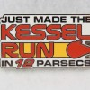 17015 - Disney Parks - Solo: A Star Wars Story 4-Pins Set - Kessel Run ONLY