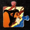 1665 - Character Connection Mystery Collection - Lion King Puzzle - Scar ONLY