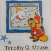 17261 - HKDL - Classic pin series - Timothy Q. Mouse