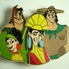 17220 - WDI - Character Clusters - Set #6 - Emperor's New Groove