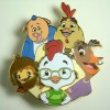 17226 - WDI - Character Clusters - Set #6 - Chicken Little